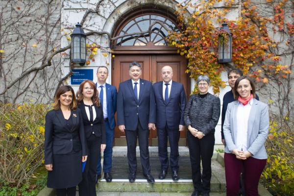 """Oyak – Renault ve Boğaziçi Üniversitesi İş Birliğinde """"Dijital Dönüşüm"""" Projesi"""
